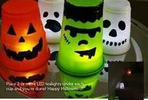 Halloween Crafts / Halloween crafts and DIY projects.