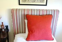 Magnolia Lane Headboards / Headboards - Upholstered & Slipcovered ~ Custom Fabrication by Magnolia Lane Soft Home Furnishings, Inc.