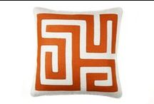 Magnolia Lane Designer Pillows / San Francisco Bay Area Artist