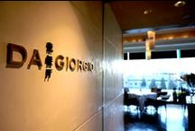 Da Giorgio, Grand Hyatt Beijing / by Grand Hyatt Beijing At Oriental Plaza
