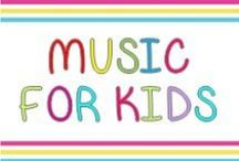 Music for Kids / Songs are a fun way to teach a foreign language, basic math skills, literacy, to train kids' memory and work on improving their gross motor skills. Here you can find songs and rhymes for kids.