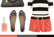 Summer Fashion / Look good, feel good fashion inspiration for Summer!