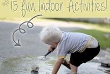Turn Off the TV! / Creative play ideas for kids
