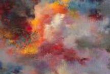 Paintings  :  Landscape/Skye
