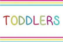 Toddlers / Activities for toddlers