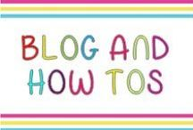 Blog and how to make printables / Tips and tutorials for bloggers (beginners)