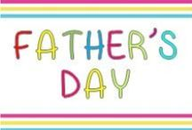 Father's Day Crafts / Gift ideas for Father's Day.
