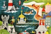 Mapas / Maps / Mapas, mapas y más mapas: físicos, políticos, ilustrados, estelares, hidrográficos... Nos gustan todos!