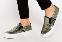 zapatotes / zapatos de moda / by victor lozano