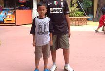Jungleland dec 2014 / Family time