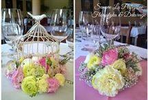 Wedding decorations & Dekoracje ślubne by Sempre La Perfezione Florystyka i Dekoracje