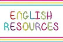 Flashcards and English Resourses