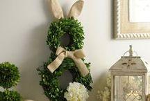 Easter Inspiration & Wielkanocne Inspiracje / Dekoracje wielkanocne, Ozdoby wielkanocne, Inspiracje wielkanocne, Pomysły wielkanocne