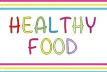 Healthy Food / Nice recipes that encourage healthy (but yummy) eating :)