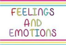 Feelings and Emotions Theme Kindergarten