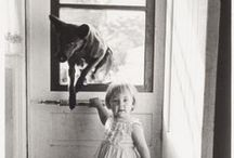 pets from the past. / Taking a step back in time.