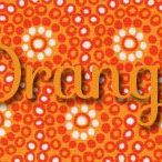 Naranja / Orange is the happiest colour :)