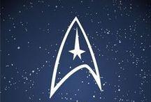 """STAR TREK / """"Live long and prosper."""""""