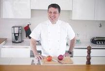 Pablo Buzzo / Producción de fotos con el reconocido chef Pablo Buzzo.