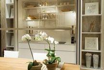 Casa FOA 2016 / Nuestro espacio 16 diseñado junto a las arquitectas Luciana Duek y Mónica Ini para Casa FOA 2016.  Creamos un espacio que puede adquirir múltiples configuraciones de acuerdo al momento y la necesidad. En solo 16 m², esta cocina tiene la posibilidad de desaparecer completamente gracias a que esta equipada con un sistema de herraje muy novedoso.