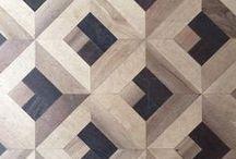 parquet, tiles & bricks
