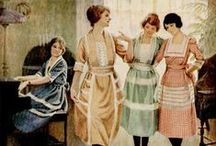 1920s fashion & fripperies