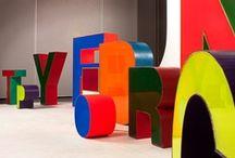 Dimensional Letters & Symbols