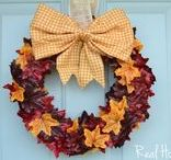 Fall Fun / Get all kinds of fun idea for fall - from home decor to crafts, DIY projects, food & drinks!