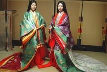 Heian Era Court Garb