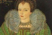 SCA - Late Period/Elizabethan Fashion