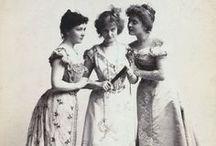 Edwardian & Teens Fashion - 1890 - 1919