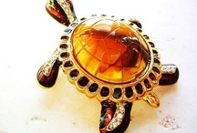Collections - Turtle Brooches