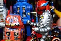 Decorations - Antique Toys
