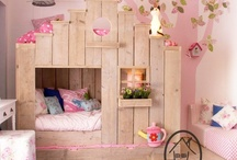 Ideas Kids Rooms / by Julie
