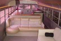 Super Cool RVs & Travel Trailers / by PennyMichelle Taylor