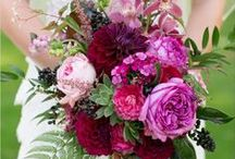 Wedding Bouquets / Wedding Bouquets and trends for the beautiful bride. Flowers so gorgeous, blooming and mixed together. / by This Magic Moment Wedding Sale