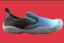 Boys' shoes.