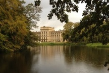 Schloss Ludwigslust / Built in the 1770s, this is one of my favourite houses. <3