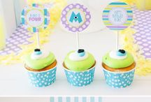Party {monsters inc} / Craft DIYs and inspiration for all things related to a monsters inc party theme!