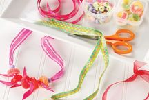 Party {activities and games} / Craft DIYs and inspiration for party games and activities!