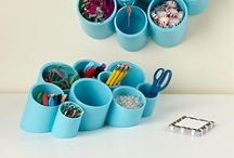 Crafty: {PVC awesomeness} / Craft DIYs and inspiration for all things using PVC pipes!
