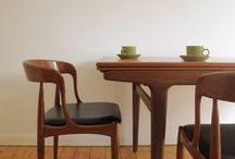 Vintage Furnitures / 50's 60's ext.