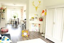 Home: {kids room love}