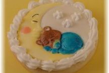 Baby Shower - Boy / There are so many things that you can do with cookies for a baby shower!
