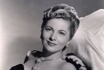Joan Fontaine 1917-2013 Aged 96 / Natural Causes / by Kay Bannon