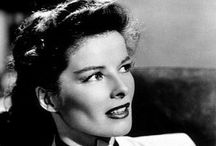 Katherine Hepburn 1907-2003 Aged 96 / Natural Causes / by Kay B.