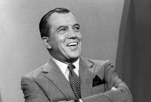 Ed Sullivan 1901-1974 Aged 73 / Cancer of the Esophagus  / by Kay B.