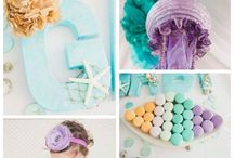Party: {mermaid} / Craft DIYs and inspiration for all things related to a mermaid party theme!