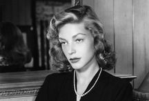 Lauren Bacall 1924-2014 Aged 89 / Stroke / by Kay B.