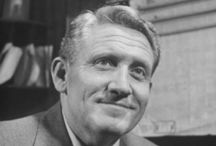 Spencer Tracy 1900-1967 Aged 67 / Heart Attack / by Kay B.